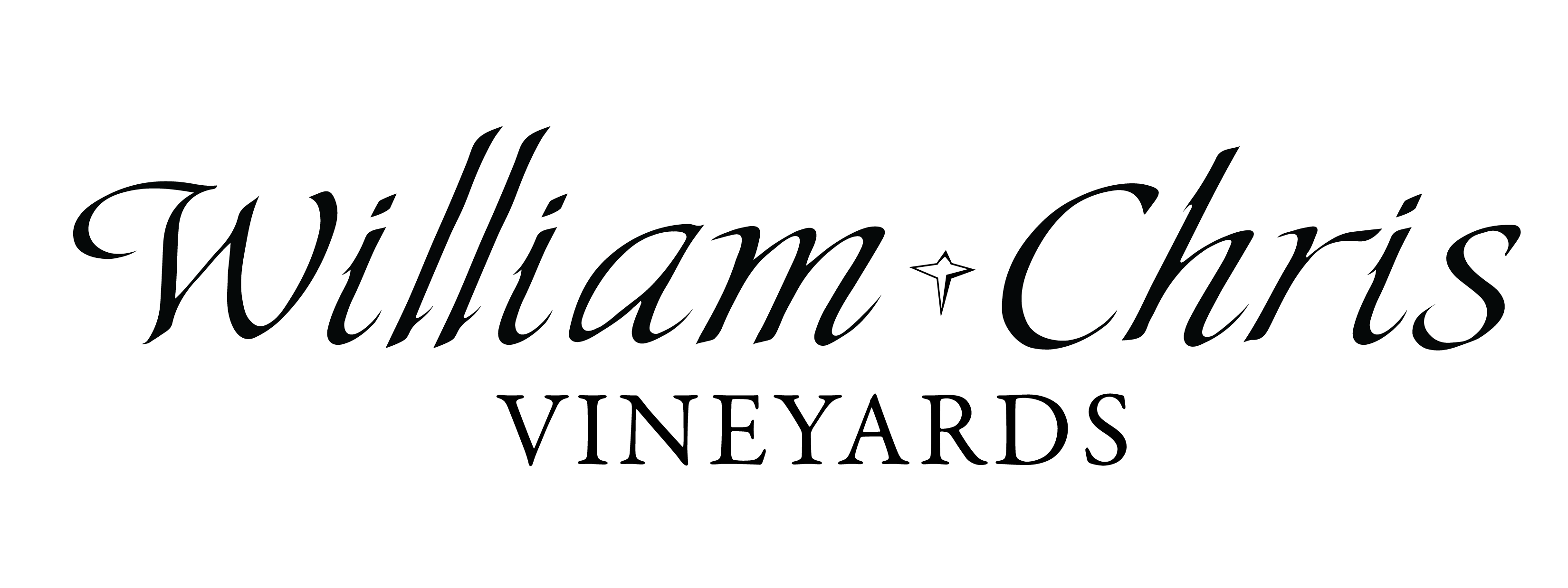 William Chris Vineyards logo